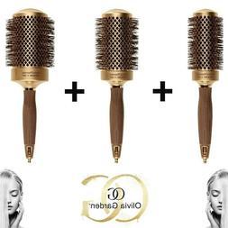 olivia garden hair brushes nanothermic ceramic + ion round t