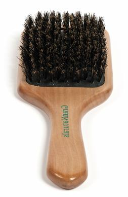 Hair Comb Scalp Massage Bristle Brush Nylon Boar Anti Static