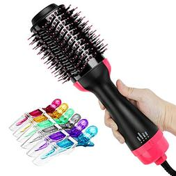 Hair Dryer Brush,2-in-1 One Step Hair Dryer & Volumizer Nega