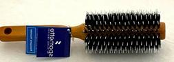SPORNETTE HAIR STYLING ROUND WOOD COMB BRUSH G-36