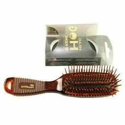 Kent Head Hog Brush Nylon Quill 8.25 Inches for Men Or Women