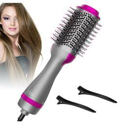 Hot Air Brush Hair Dryer & Volumizer 3 in 1 Brush Blow Dryer
