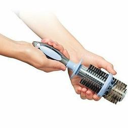 Ideaworks Hair Brush, Easy Clean Hairbrush