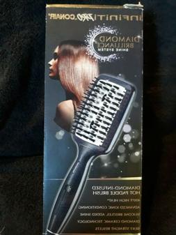 Infiniti Pro by Conair Diamond-Infused flat iron hair STRAIG