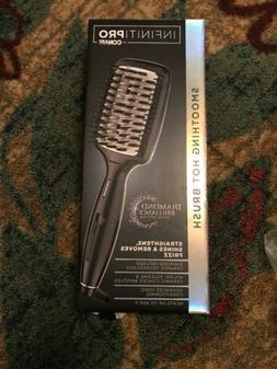 Conair InfinitiPro Smoothing Hot Brush Hair Straightener BC7