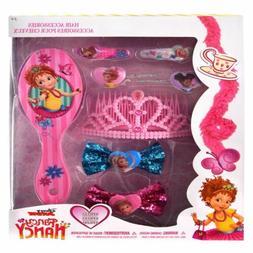 Disney Junior Fancy Nancy Hair Accessories Bows, Tiara, Pins