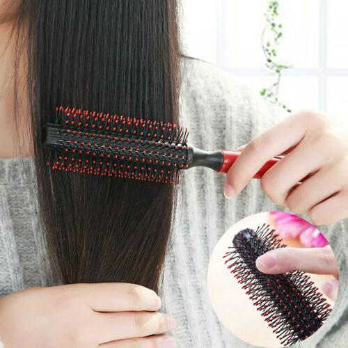 1/3/5X Roll Brush Curly Barber Salon Massage New