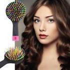 1* Hot Rainbow Volume Anti-static Magic Hair Curl Straight M