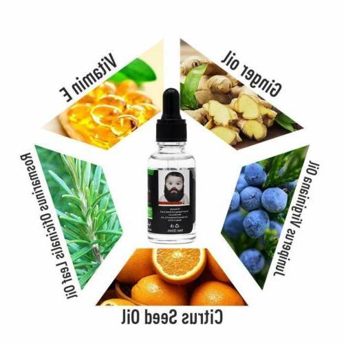 100% Natural Hair Growth Oil Wax 30ml