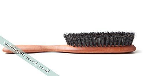 100% Bristle Brush, Bristles, Hair Handle, Made in Premium Breeze Distributing