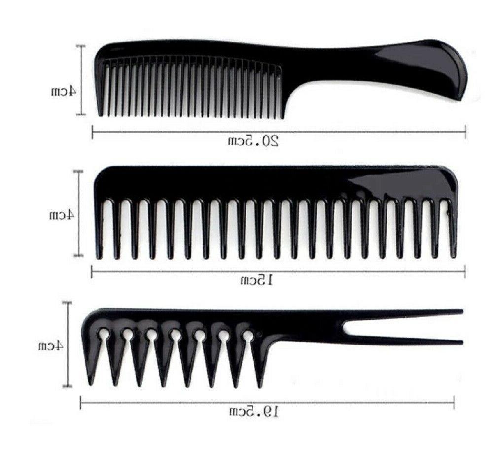 10Pcs Pro Hair Styling Barbers Set