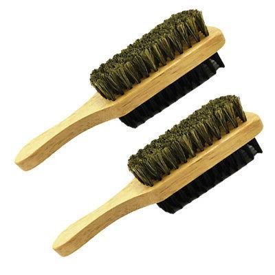 10x double sided beard brush men s