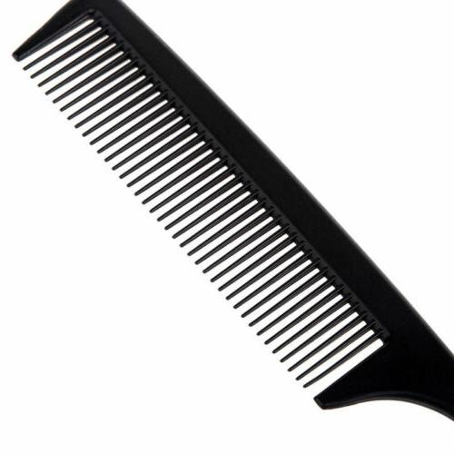 1x Metal Tail Hair Fine Tooth Teaser Stock