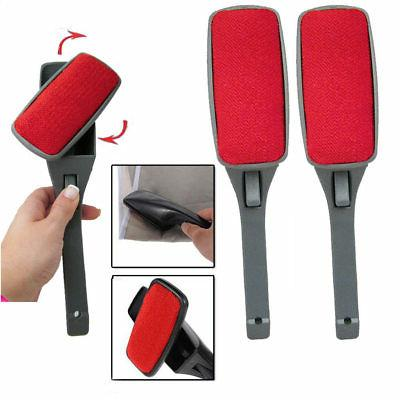 2 Magic Lint Brushes-For Pet Hair, Lint and Dust - Swivel He