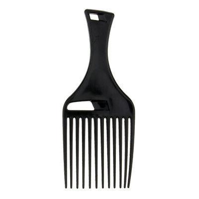2pcs Men's Hair Pick Afro Brush
