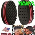 2x Magic Hair Brush Sponge Double Side Texture Locking Twist