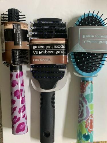 3 hair brush Soft for women Good Quality