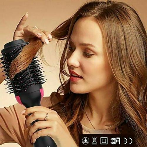 3-in-1 Dryer Comb Brush