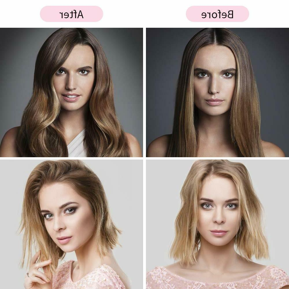 3 In1 Hair Rotating Comb Styling Tool