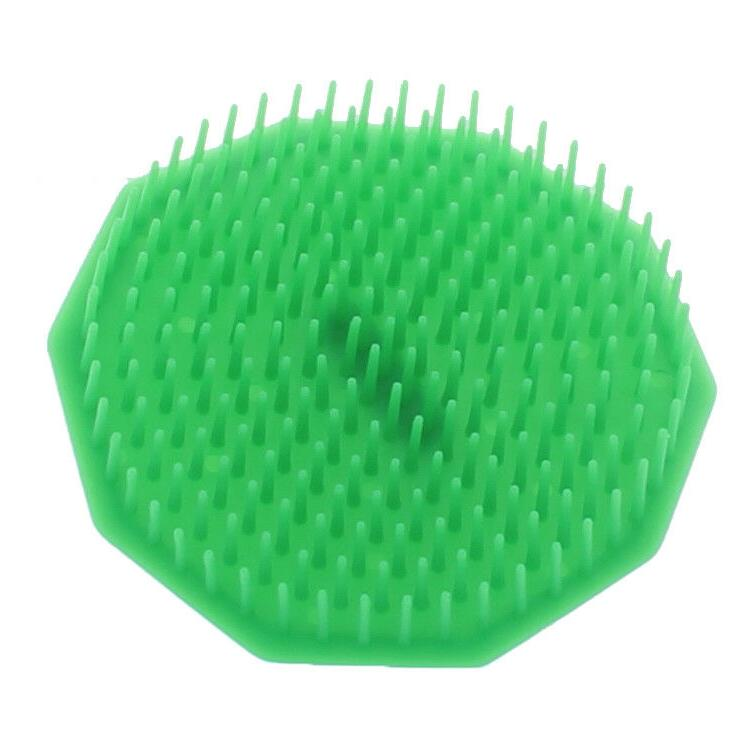 3 Hair Brush Comb Massager Shower Wash Care Therapy