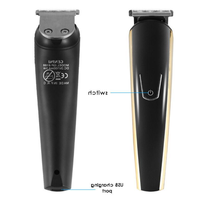 5in1 Trimmer USB Hair Trimmer Shaver Comb Brush Set