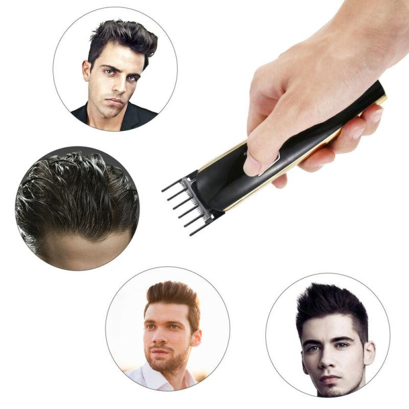 5in1 Electric Trimmer USB Trimmer Shaver Comb Set NEW