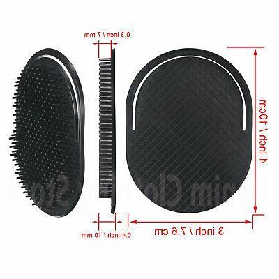 6 pcs Brush Hair Men Beard Mustache Massager Lots