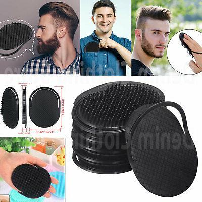 6 pcs pocket comb brush hair men