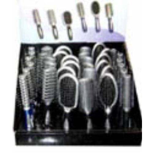 678490 hair brush display