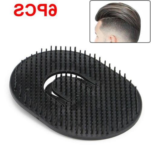6Pieces Pocket Hair Palm Massager Hot