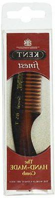 Kent 4 Small Men's Fine Pocket Beard Comb.