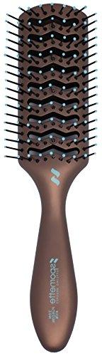 Spornette Ion Fusion Vent Brush  with Tipped Nylon Bristles