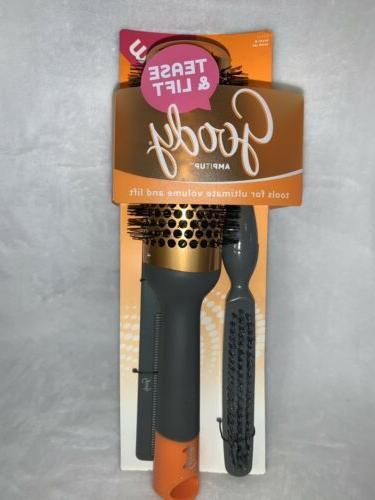 amp hair brush combo kit