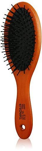 Elegant Oval Pin Brush, Medium