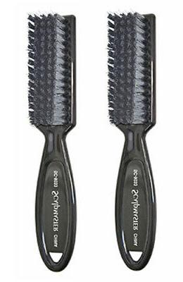 barber blade cleaning clipper trimmer nylon brush