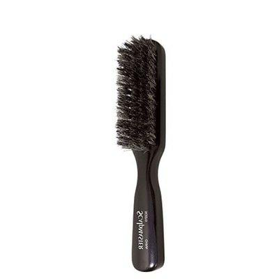 SCALPMASTER Barber Grooming Styling Contour Hair Brush Boar
