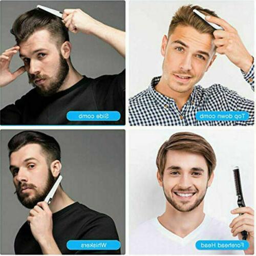 Beard Heated Styler Mens Pro Electric