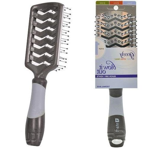 2-PACK ! Goody Blow It Vents Brush
