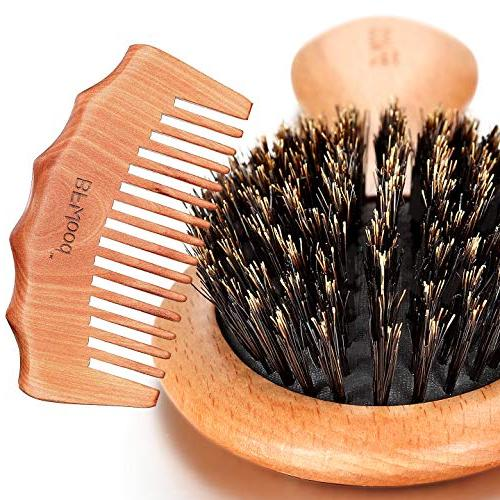 BFWood Hair Brush and for Fine