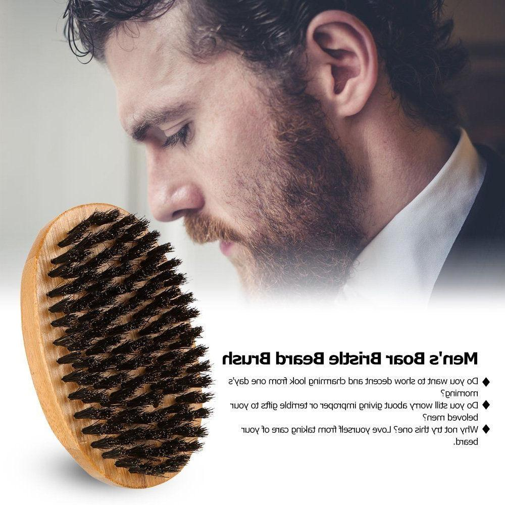 Men Bristle Beard Soft