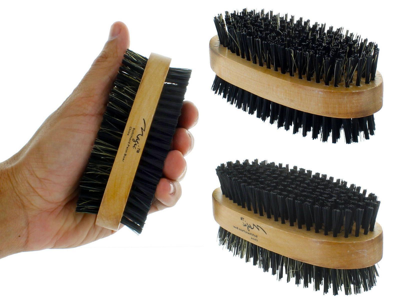 boar hair bristle beard mustache