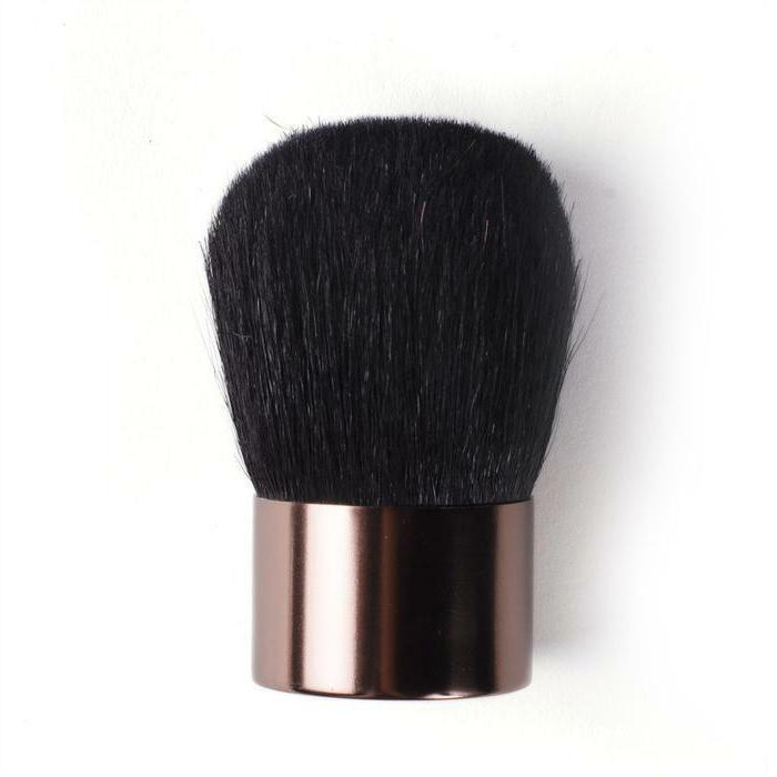 brand new in packaging kabuki brush cruelty