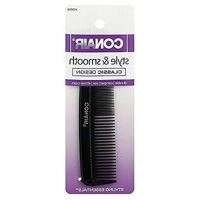 carded pocket comb 1 ea pack of