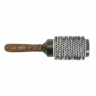 Ibiza Hair CC5, Ceramic Cork, 75 mm, Large Hair Brush