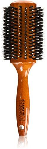 Luxor Pro Citrus Wood Round Brush, X-Large, 3.25 Inch