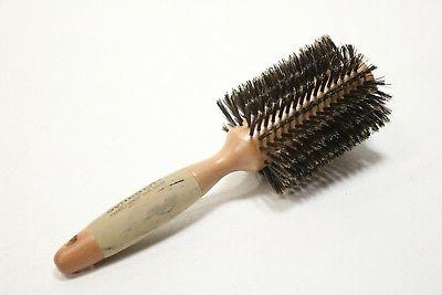 Creative Hair Brushes Classic Round Sustainable Wood, XXX- L