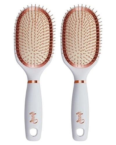 clean radiance hair brush
