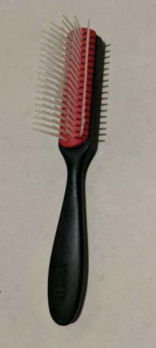 Denman D14 Small Classic 5 Row Hair Brush - NO BOX - Handbag