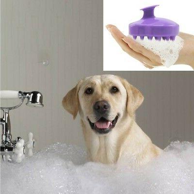 Deluxe Shampoo Scalp Massage Comb Head Salon Soft