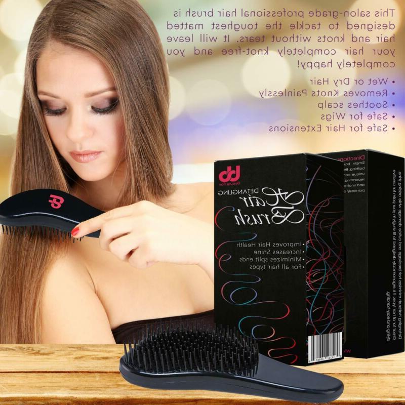 Teezer Teezer Comb All Type Black